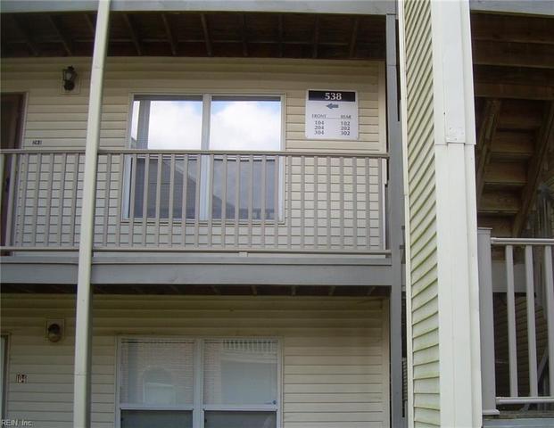 538 Pineland Cir #304, Newport News, VA 23608