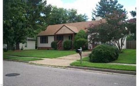 3909 Forresthills Dr, Portsmouth, VA 23703