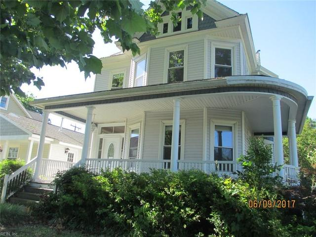 135 Linden Ave, Hampton, VA 23669