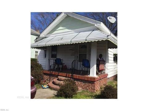 1419 Hamilton Ave, Portsmouth, VA 23707