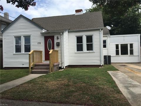 170 W Seaview Ave, Norfolk, VA 23503