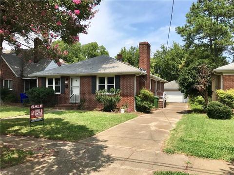 1710 Hancock Ave, Norfolk, VA 23509