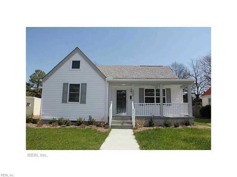 1329 Jackson Ave, Chesapeake, VA 23324