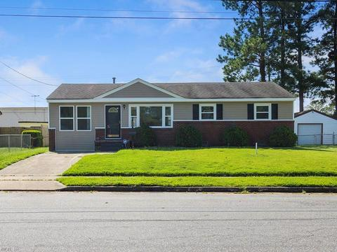 323 Mohican Dr, Portsmouth, VA 23701