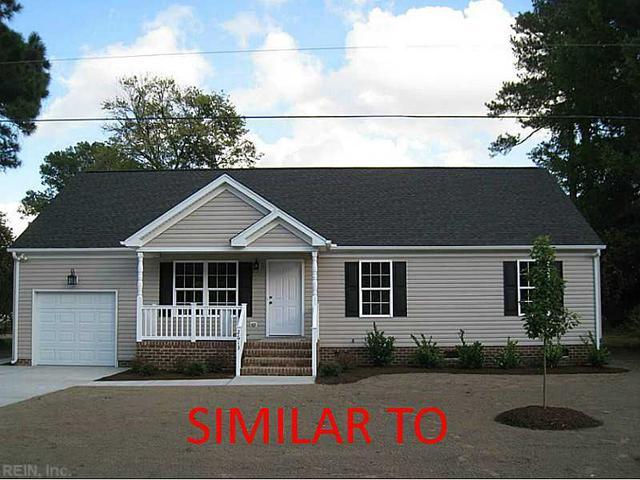 Lot 7 Black Creek Rd, Franklin VA 23851