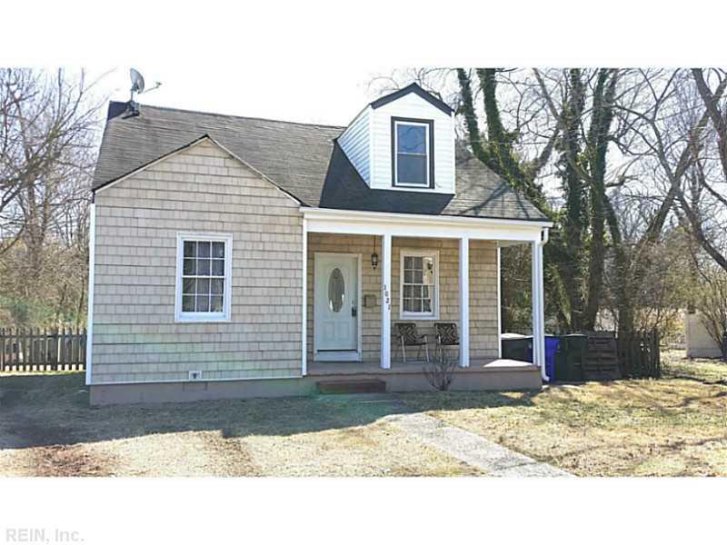 1021 Winward Rd, Norfolk, VA