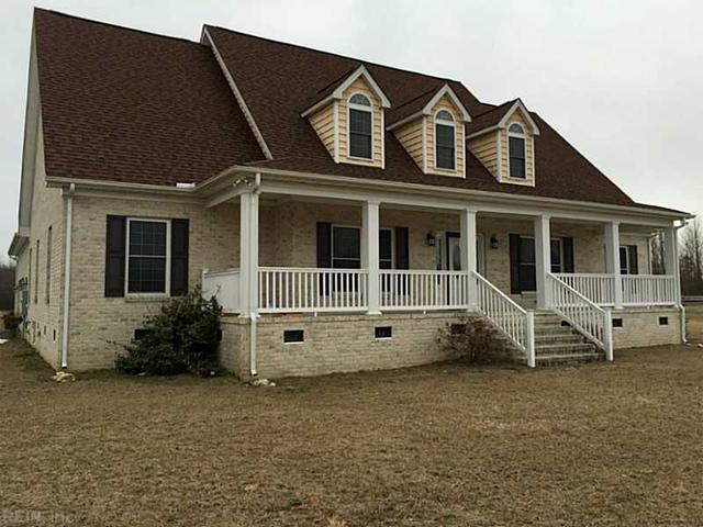 18591 Black Creek Rd, Franklin VA 23851