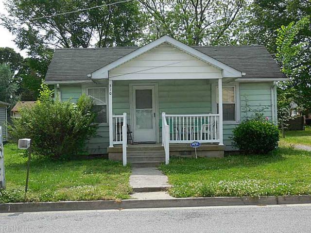 310 Wilson St, Franklin VA 23851