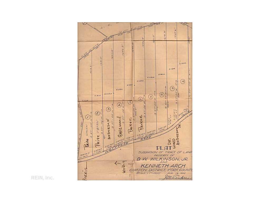 533 Allens Mill Road, Yorktown, VA 23692