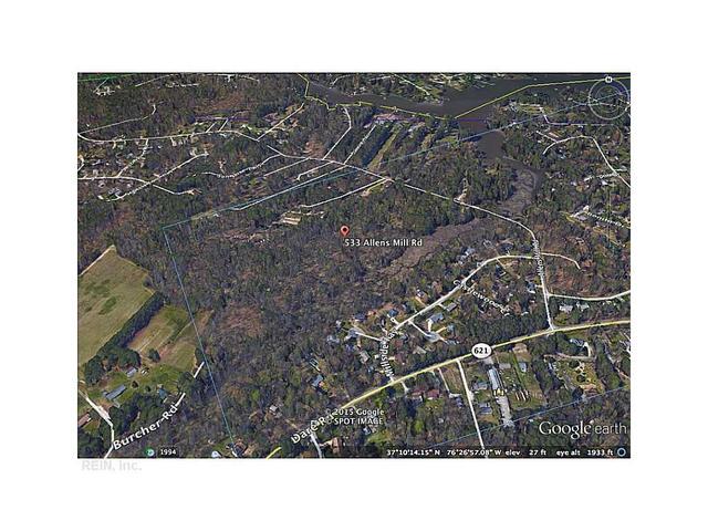 533 Allens Mill Rd, Yorktown, VA 23692