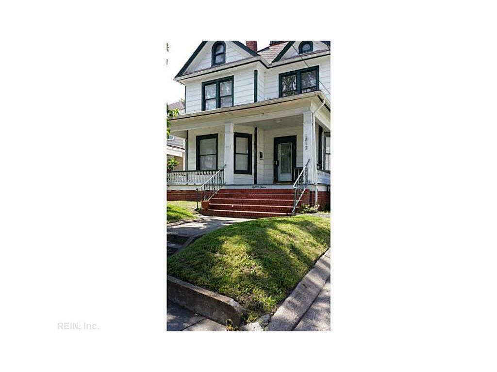 1812 Montclair Avenue, Norfolk, VA 23523