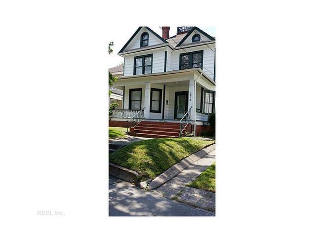1812 Montclair Ave, Norfolk, VA 23523
