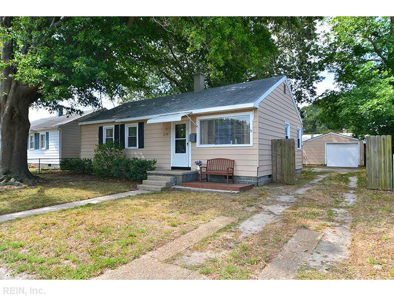 1359 Baychester Ave, Norfolk, VA