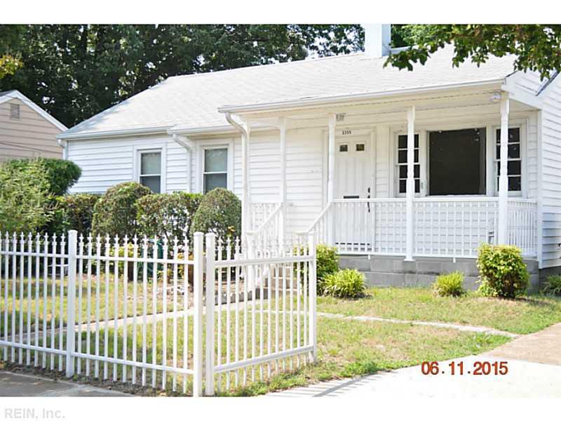 1355 Baychester Ave, Norfolk, VA