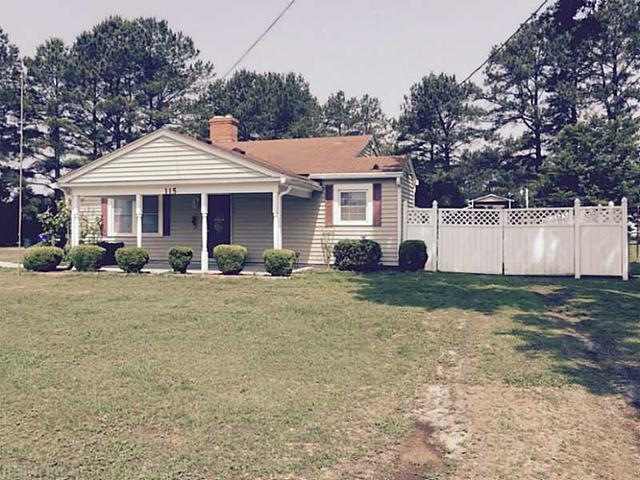 115 Lakeview Rd, Franklin VA 23851