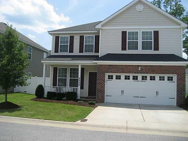 4332 Schooner Trl, Chesapeake, VA 23321