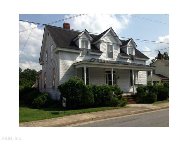 303 W First Ave, Franklin VA 23851