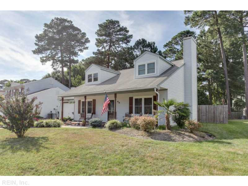 66 Sandy Lake Dr, Hampton, VA
