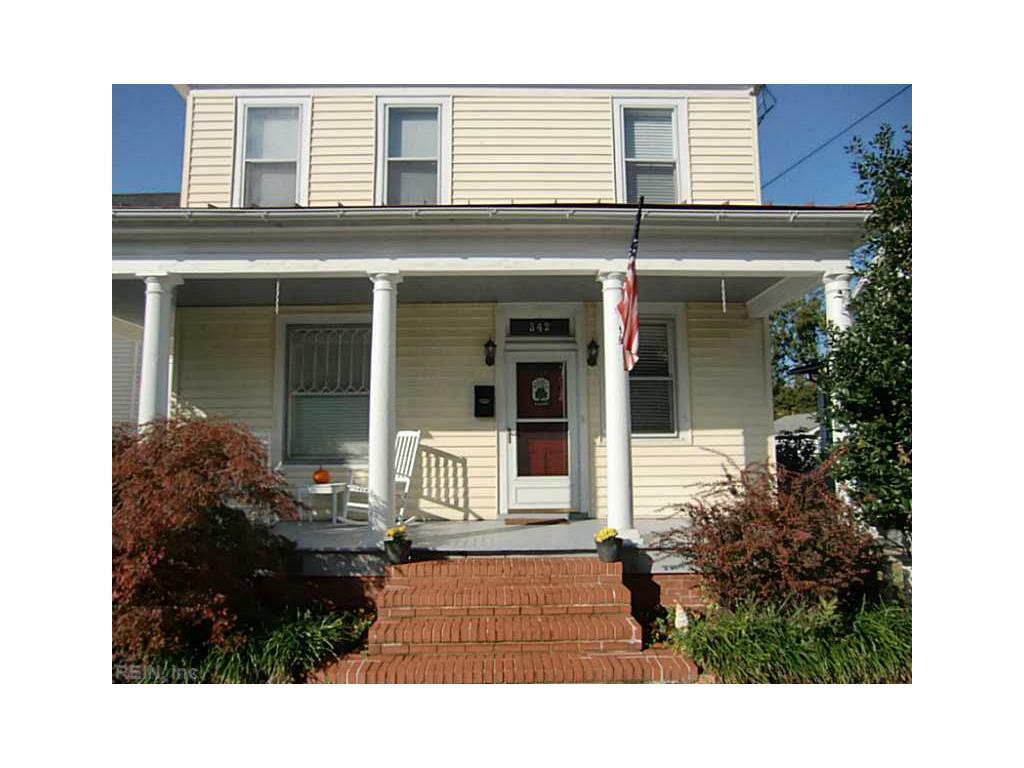 342 Mount Vernon Avenue, Portsmouth, VA 23707