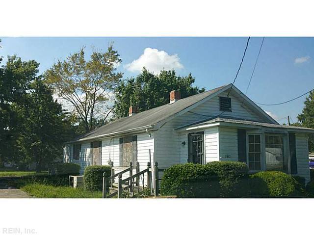 1617 South St, Franklin VA 23851