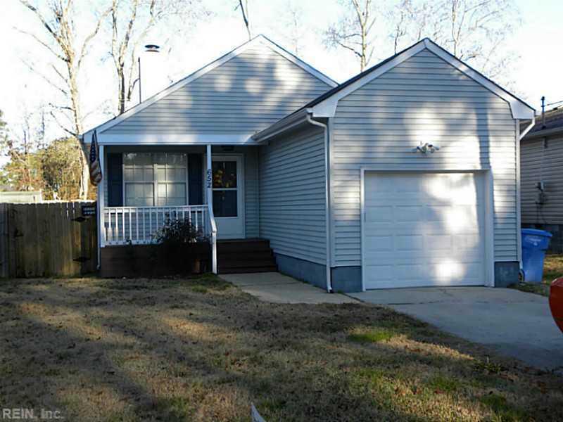 652 Luther St, Chesapeake, VA
