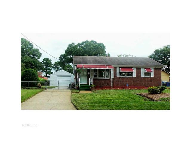 913 Ellington Sq, Portsmouth, VA 23701