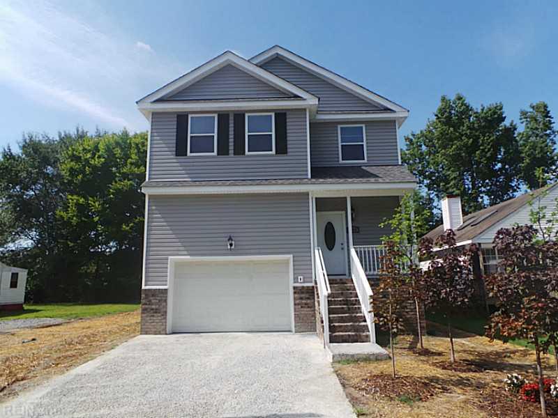 656 Luther St, Chesapeake, VA