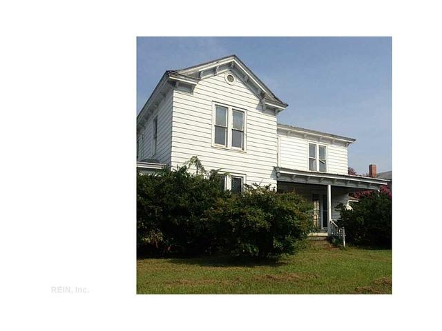 312 1st Ave W, Franklin, VA 23851
