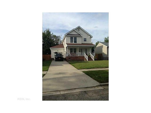 1129 23rd St, Newport News, VA 23607