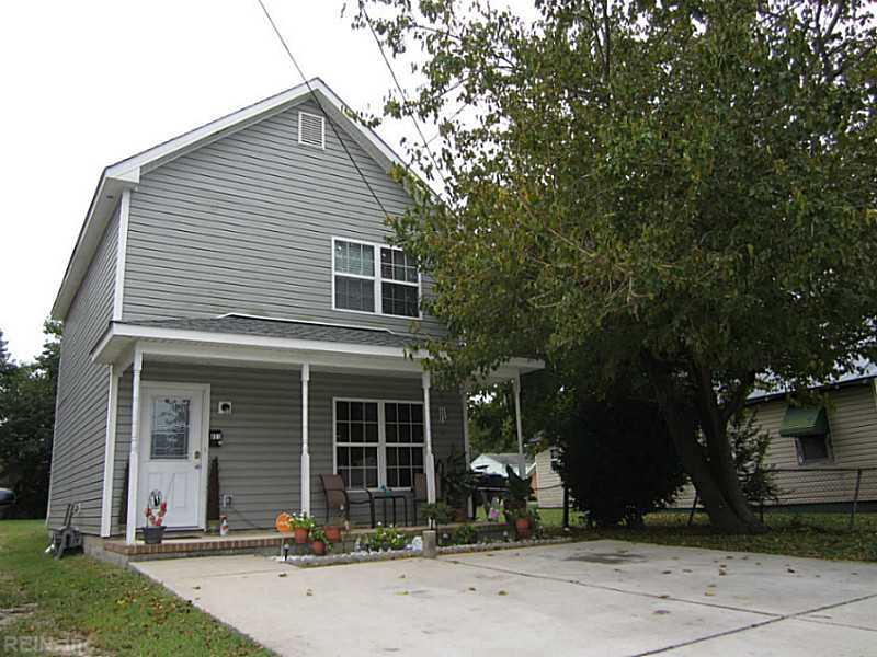831 Brook Ave, Suffolk, VA