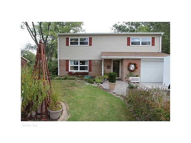 504 Carters Grove Ct, Hampton, VA 23663