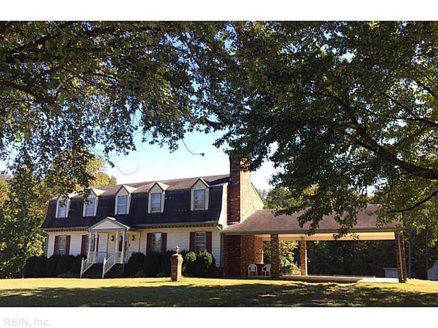 16437 Johnsons Mill Rd, Sedley, VA 23878