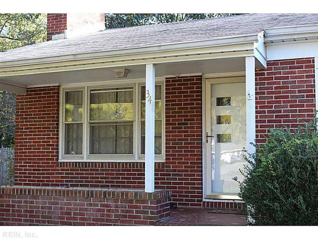 34 Middlesex Rd, Newport News, VA