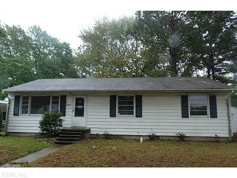 3421 W Weaver Rd, Hampton, VA