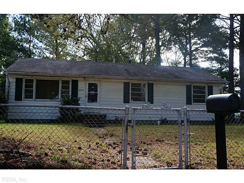 3421 W Weaver Road, Hampton, VA 23666