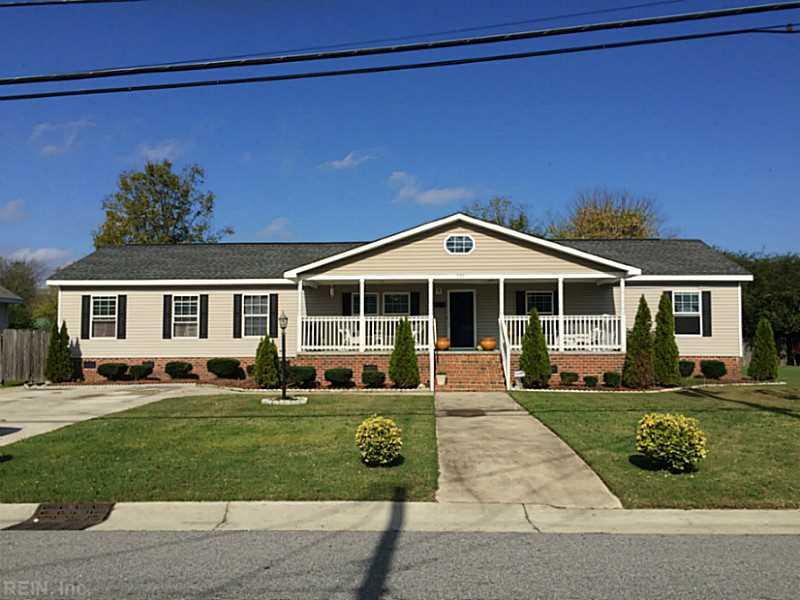 522 Brook Ave, Suffolk, VA