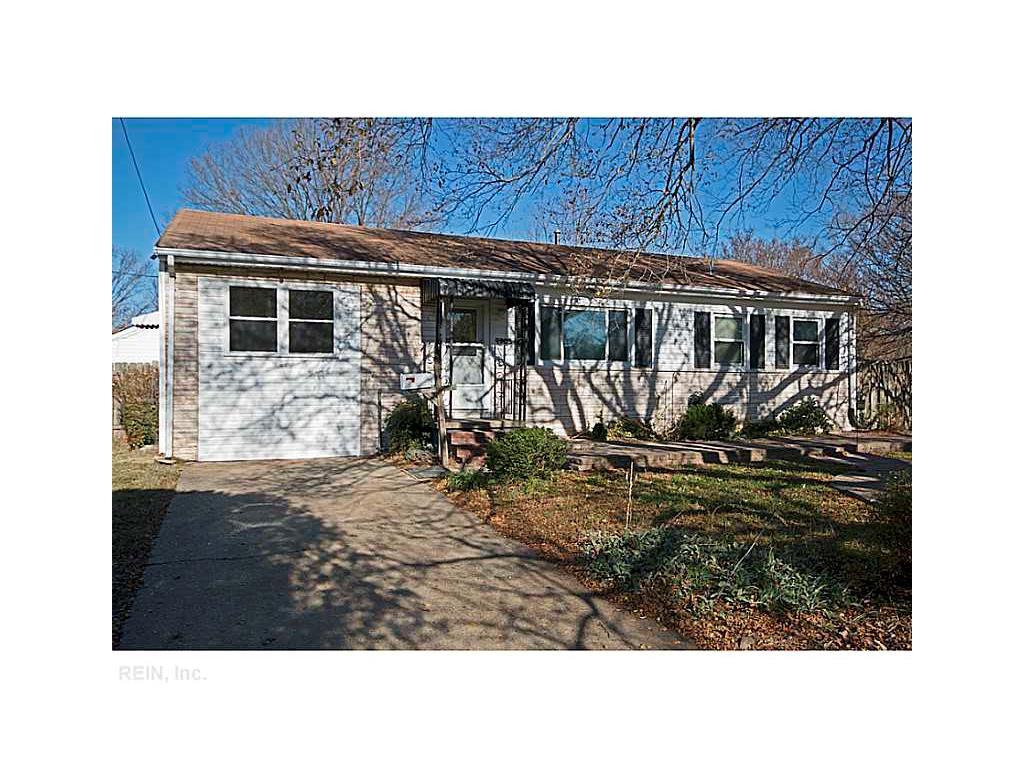 4902 Hazelwood Road, Hampton, VA 23605