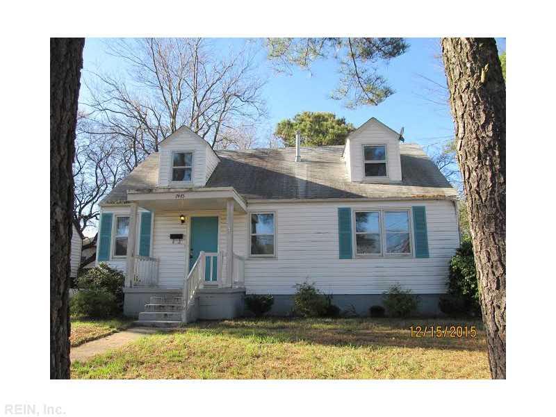 7445 Tyndale Ct, Norfolk, VA