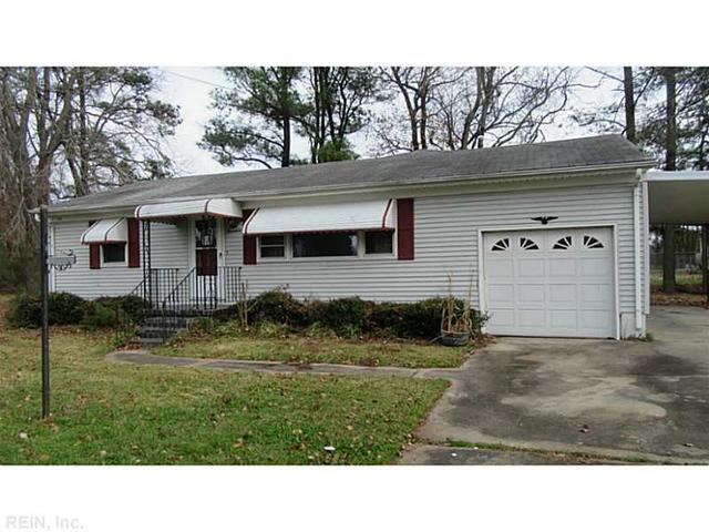 817 Custis Ave, Chesapeake VA 23323