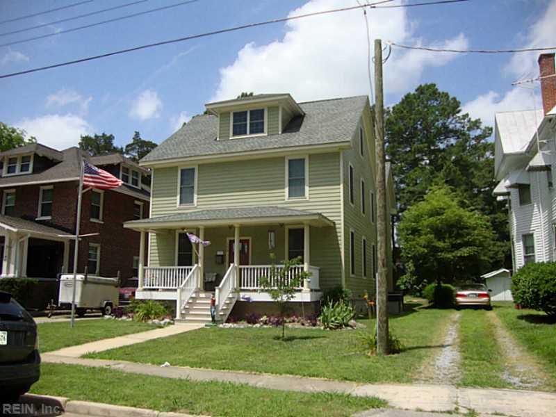115 Brewer Ave, Suffolk, VA