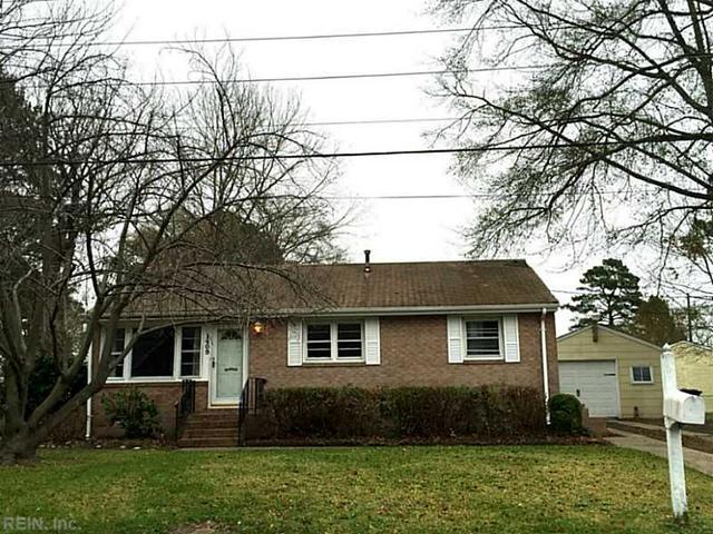 1409 Old Manor Rd, Chesapeake VA 23323