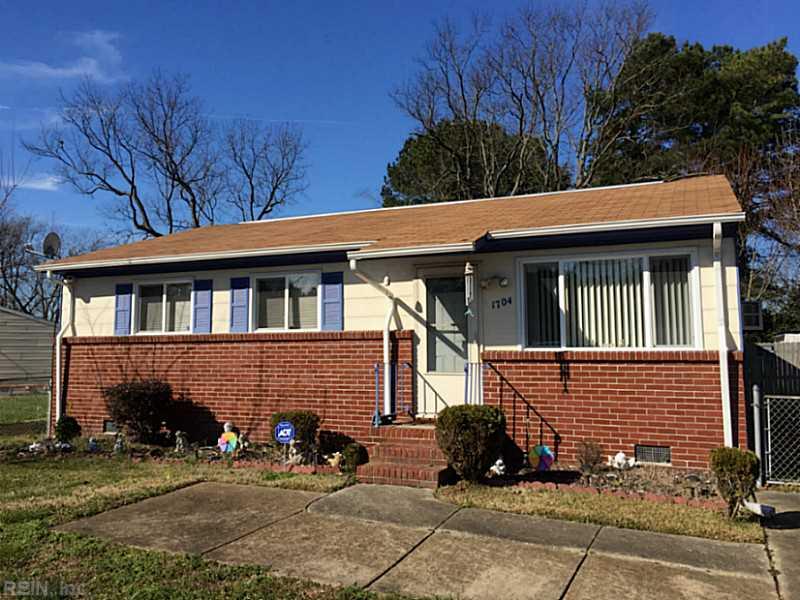 1704 Spar St, Chesapeake, VA
