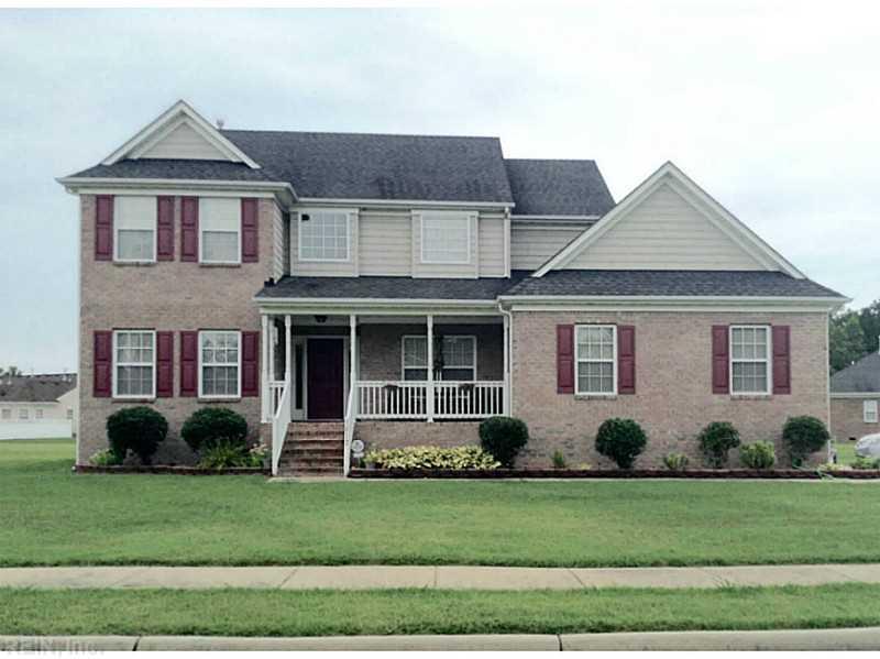1012 Greene Chapel Rd, Suffolk, VA