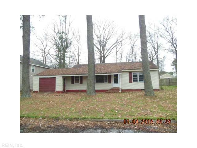 2205 Wildwood Rd, Chesapeake VA 23323