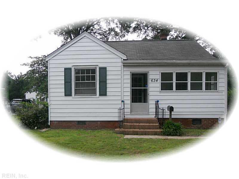 634 Briarfield Rd, Newport News, VA