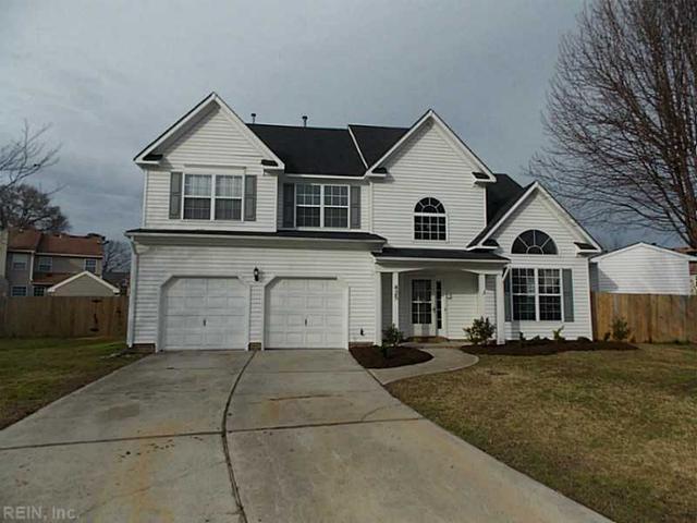 425 Willow Brook Way, Chesapeake VA 23320