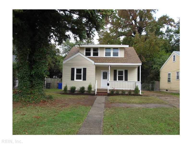 6378 Partridge St, Norfolk, VA
