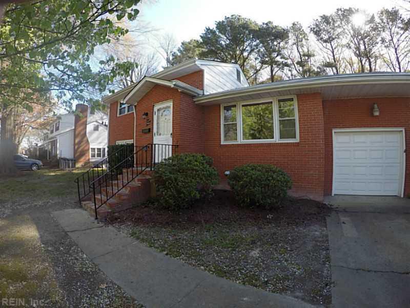 123 Prince George Drive, Hampton, VA 23669