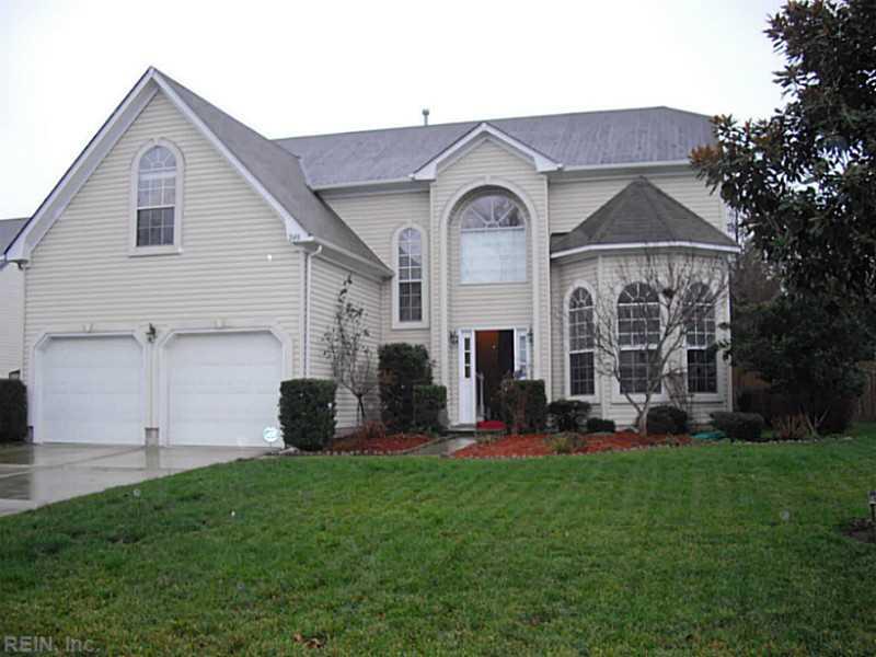 240 Sherbrooke Drive, Newport News, VA 23602