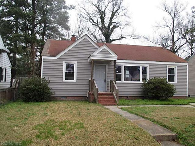 4118 Scott St, Portsmouth VA 23707